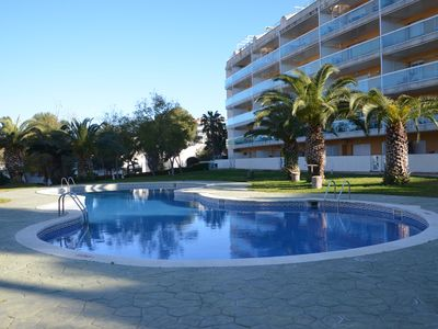 Photo for OFFER ONLY FAMILIES, TRANQUILITY NEAR PORT AVENTURA POOL AND BEACH