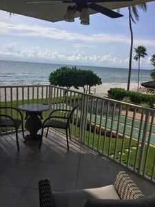 Photo for Heavenly Naples Beachfront Condo- Where Luxury and Location Unite