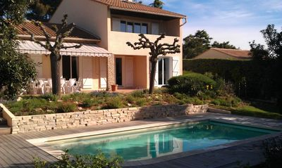 Photo for Beautiful villa for 9-10 people close to Aix en Provence