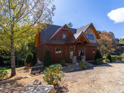 Photo for The Sheltered Elk- New Construction, Eagles Nest Amenities, small creek