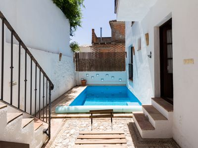 Photo for Casa Colmena with pool and free wifi