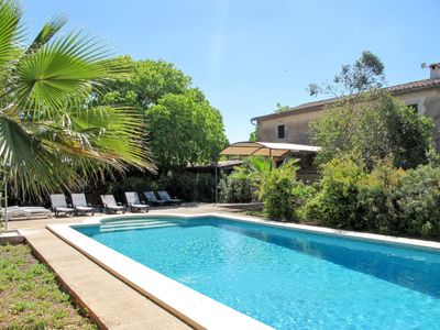 Photo for 4 bedroom Villa, sleeps 8 with Pool, FREE WiFi and Walk to Beach & Shops