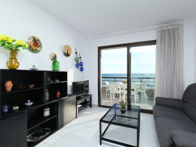 """Photo for Apartment a short walk away (63 m) from the """"Platja del Contraban"""" in L'Escala with Lift, Parking, Washing machine, Balcony (139671)"""