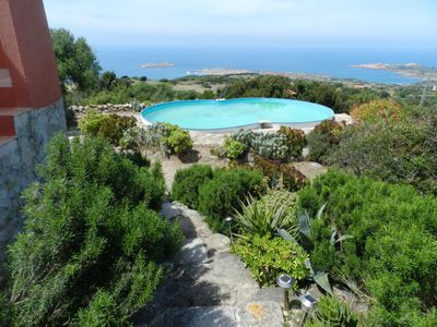 Photo for Vacation home Scalitti in Isola Rossa - 12 persons, 5 bedrooms