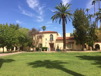 Photo for Spectacular 1920's  Spanish Colonial Mansion Downtown Phoenix sleeps up to 20