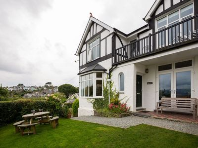 Photo for 5 Star Character Cottages with Amazing Sea & Mountain Views