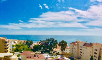 Photo for Great sea view close to beach studio