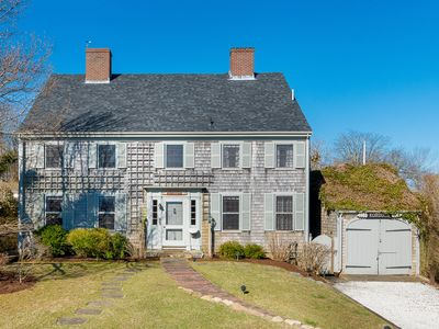 Photo for Spacious Nantucket in-town Historic Beauty