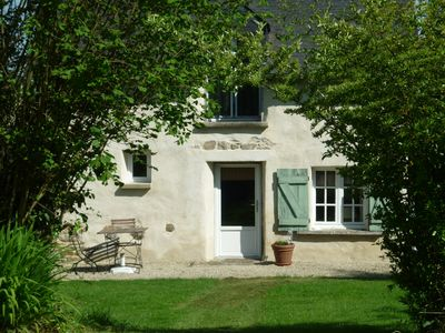 Photo for Thyme Cottage - Beautiful romantic cottage, near Dinan