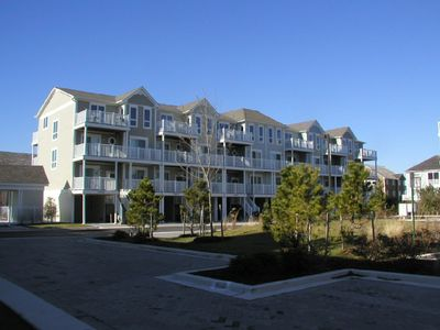 Photo for N. Bethany Luxury Townhome On Bay - Pool & Short Walk to Beach