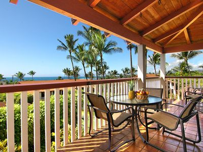 Photo for Nihi Kai Villas #525: Updated Unit w/ Stunning Ocean View! Walk to Beaches!