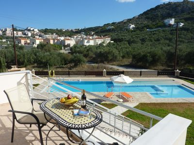 Photo for Apartment with shared pool only 400 meters from the beach