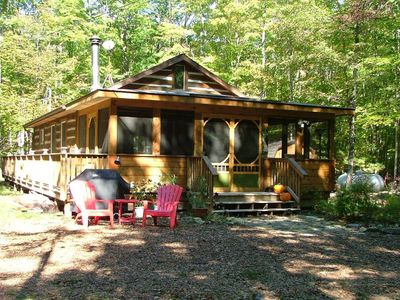 Photo for Door County Cabin in the Woods, Baileys Harbor