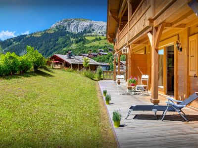Photo for Ski right back to 4* chalet close to shops and restaurants - OVO Network