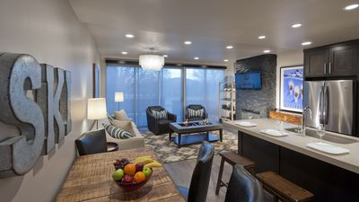 Photo for 3K35 by Park City Experience - 2BD condo just 250 yards from Park City Mountain