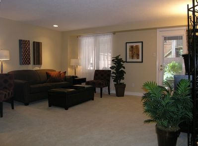 Beautiful, Well Appointed, Comfortable Interior and Outdoor Spaces