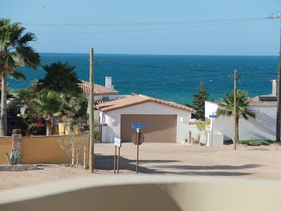 Photo for Relaxing, Quiet Ocean View Condo in Las Conchas with all the amenities
