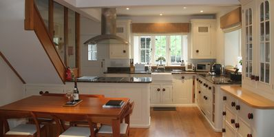 Photo for Lakes luxury cottage with panoramic views and doorstep walks