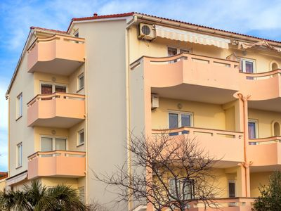 Photo for Two-Bedroom Apartment for 5 with Balcony and Sea View