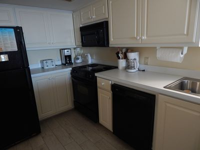 Photo for Newly Renovated Beachfront Condo! Sleeps 10 People! Great for two Families!