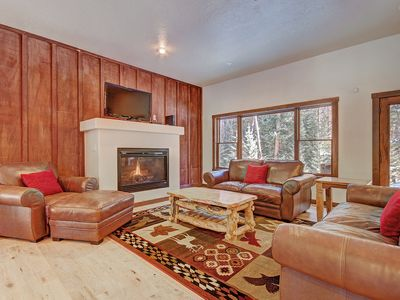 Photo for FREE SkyCard Activities - Large Remodeled Home, Pool Table, Private Hot Tub - Red Mountain Lodge
