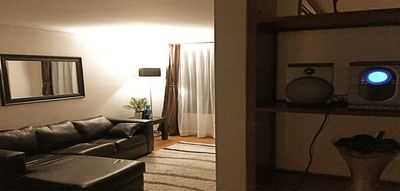 Photo for New Apartment in lastarria street. Fully equipped. The Best