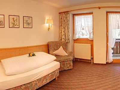 "Photo for Single room Superior EZ_SP_HH ""15"" - Hotel Garni Adler"
