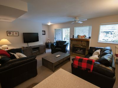 Photo for Valhalla 17 - Spacious & renovated 2 bedroom, 2.5 bath in Whistler Village