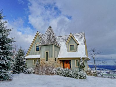Photo for Wisp Me Away - Ski-in/ Ski-Out Home with Hot Tub