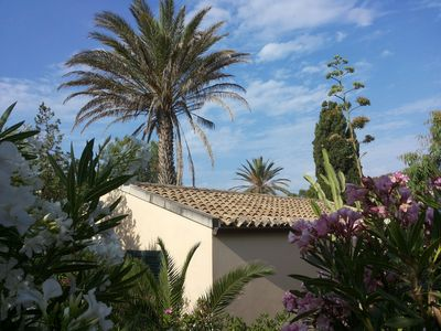 Photo for Beautiful bungalow directly at the sandy beach
