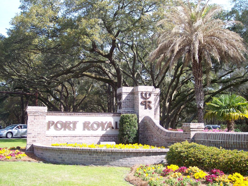 Port Royal, Hilton Head Island, SC, USA