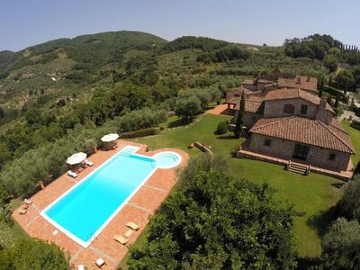 Photo for Holiday house Monsummano Terme for 8 - 11 persons with 4 bedrooms - Holiday house