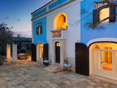 Photo for Holiday house Ostuni for 10 - 12 persons with 5 bedrooms - Holiday house