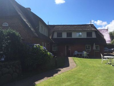 Photo for Apartment West (2 room apartment) - Old Frisian house