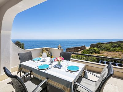 Photo for Mar a Vista - Contemporary, stylish frontline townhouse, stunning sea views, walk to everything, use of communal pool