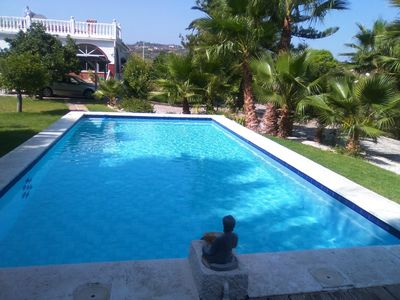 Photo for Semi-rural traditional Spanish Finca, large private grounds with swimming pool.