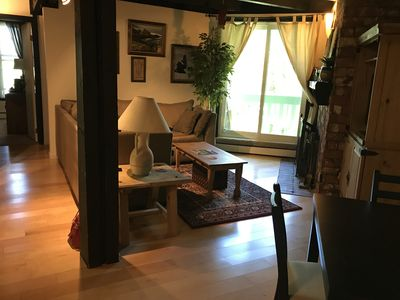 Photo for A Get Away Condo, 2 Bedroom, King & Full Size Bunk Bed W Trundle