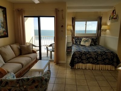 Photo for Stunning Gulf Front Corner Sunsuite!  July 15-18, is Available! Indoor Pool