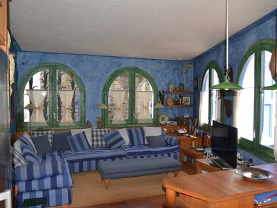 Photo for 101.95 Apartment with three bedrooms in the center, near the beach