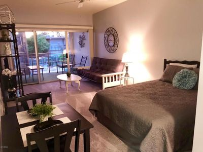 Photo for 1 Bedroom Condo in Arcadia Neighborhood Near Old Town Scottsdale