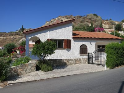Beautiful Villa With Panoramic Views Down To The Mediterranean Sea