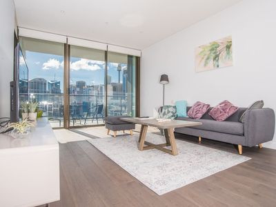 Photo for Scenic Waterfront APT@WentworthPoint +free parking