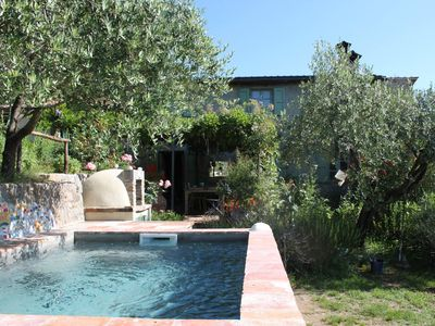 Photo for Tuscan Farmhouse in Stunning Sought after location close to Lucca City & Coast