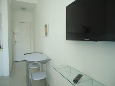 Photo for Studio Clean, renovated, furnished and close to Acadepol, PETROBRAS and BNDES