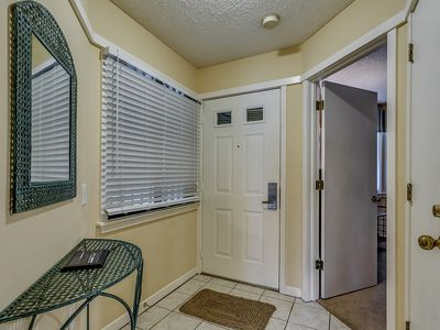 Photo for Cozy 2BR Lake Front Apartment with Balcony in Kingston Plantation.