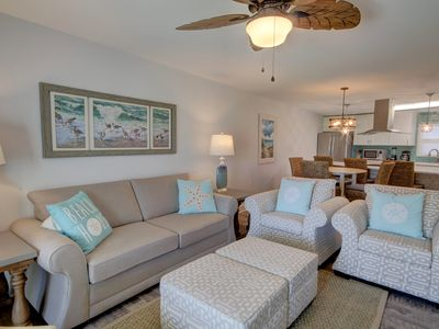 Photo for Lovely Beach Condo w/ Pool, Private Patio, Whirlpool, & More!