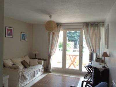 Photo for BIARRITZ 50m2 CENTER - Apt 2 bedrooms + Terrace + Closed parking