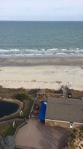Photo for April-May Spring Ocean Front specials $625 per week Saturday to Saturday!!