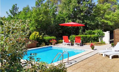 Photo for Gite Margot - Private villa with swimming pool surrounded by nature 4 km from Saint-Maximim