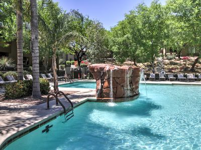 Photo for Tucson Condo w/Heated Community Pool & Hot Tub!